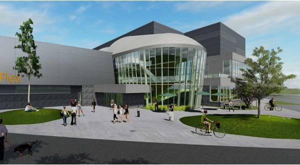 st.clair college, sportsplex, essex county council, funding, windsor, essex county