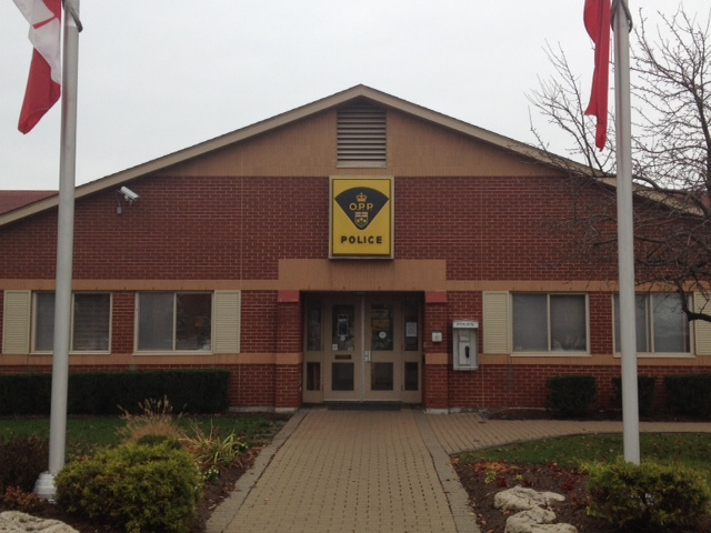 Lambton OPP Headquarters