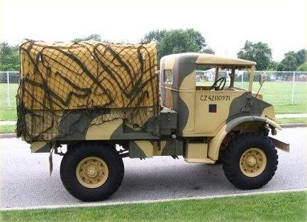 SOMM Vehicle - militarymuster.ca