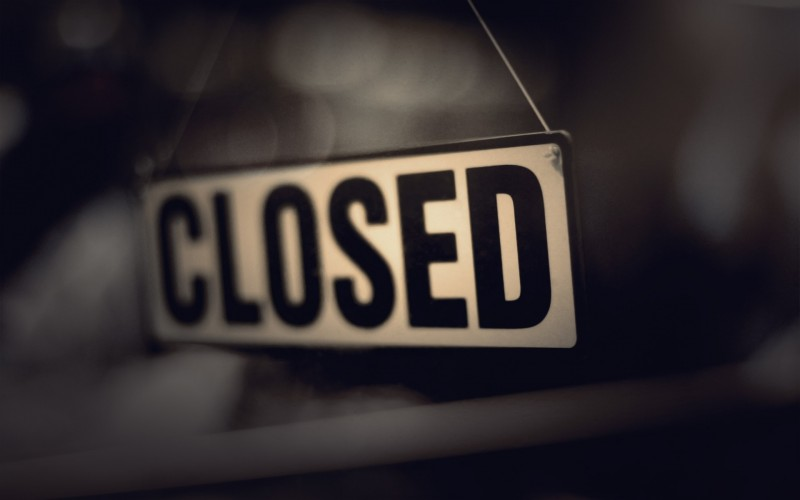 Closures For Good Friday