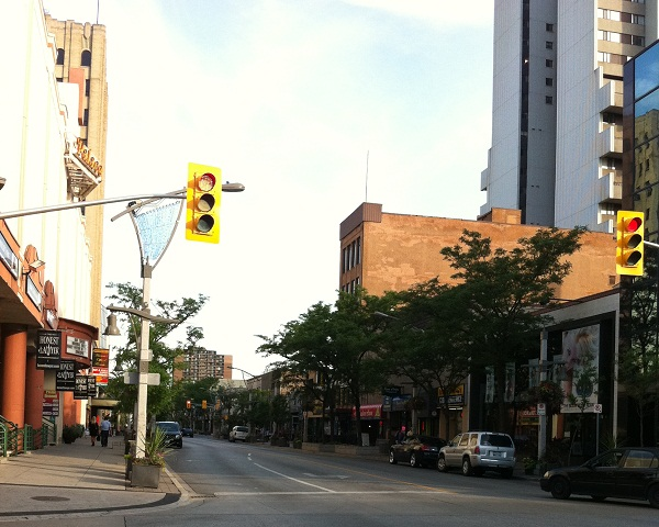 windsor, downtown, bars, touters, ban