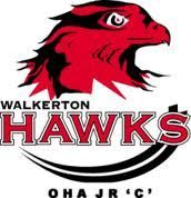 Walkerton Hawks Tie Playoff Final