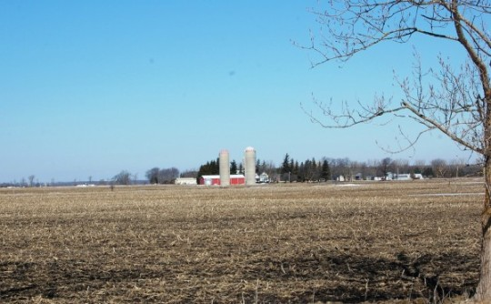 Farmland Tax Concerns
