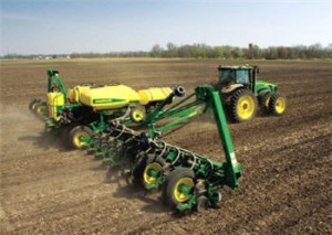GFO: Corn Planting Delays Can Be Made Up