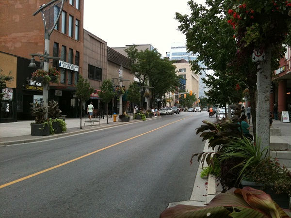 downtown windsor street