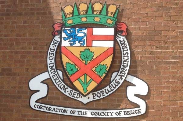 Bruce County will not mail October Ontario works cheques