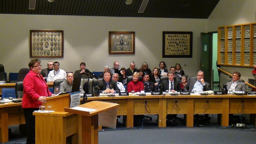 Chatham-Kent council file photo.