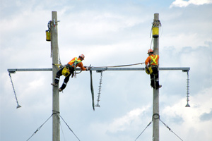 Hydro One Workers