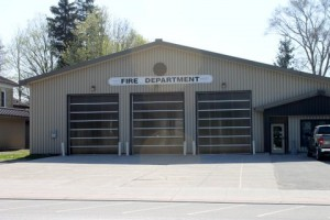 North Huron Fire Hall