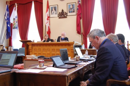 Perth County to Review Budget Process