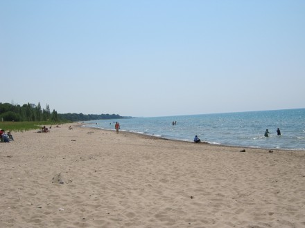 Station Beach - Kincardine
