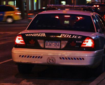 Windsor Police night