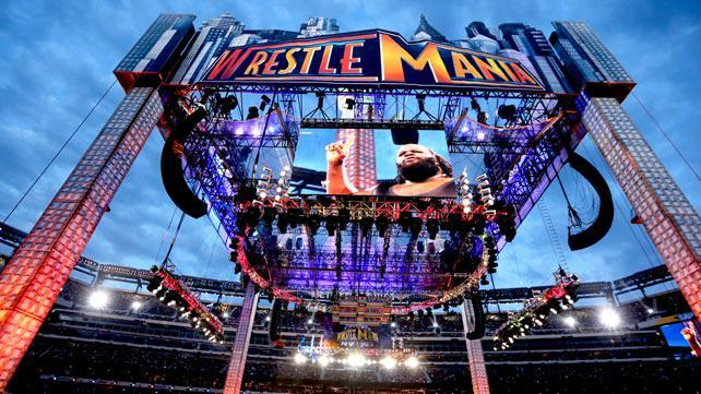 Windsor and Detroit are teaming up to bid on hosting Wrestlemania 31 and/or 32.