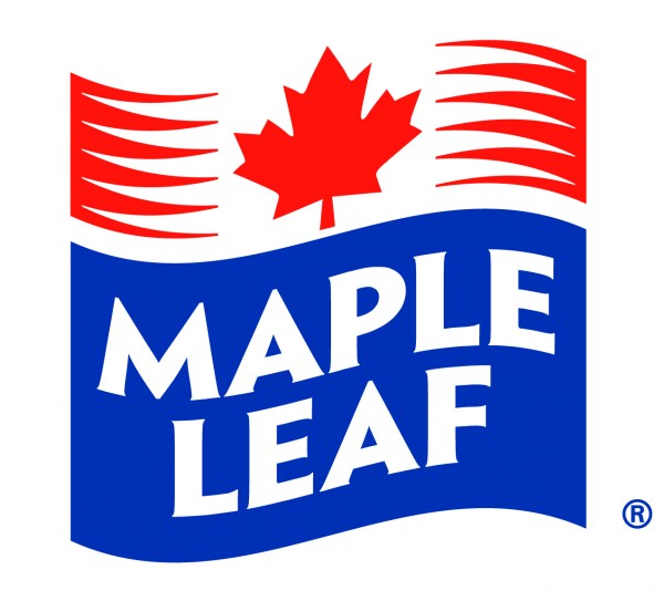 maple leaf foods logo