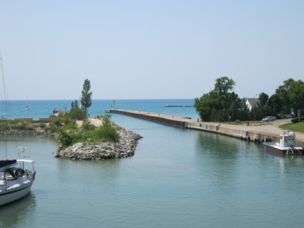 Kincardine Will Block Vehicles From Driving On The Pier