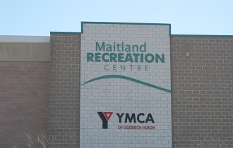 Maitland Recreation Centre Goderich