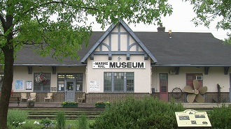 Marine-Rail Museum Owen Sound