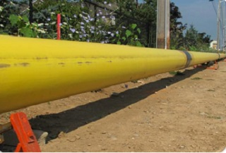 Natural gas pipeline 1