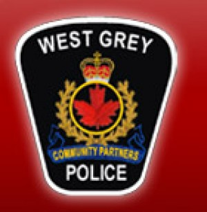 West Grey Police Logo