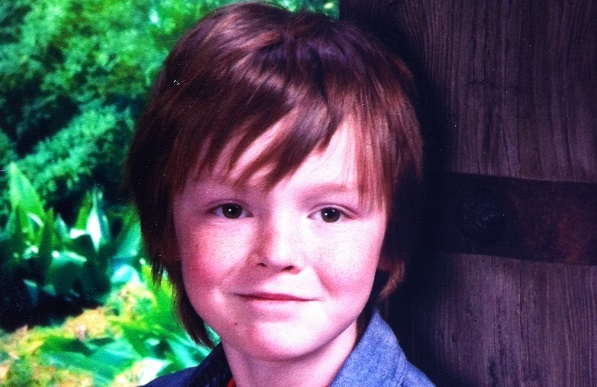 Photo of 11-year-old Riley Durocher, provided by the Windsor Police Service.