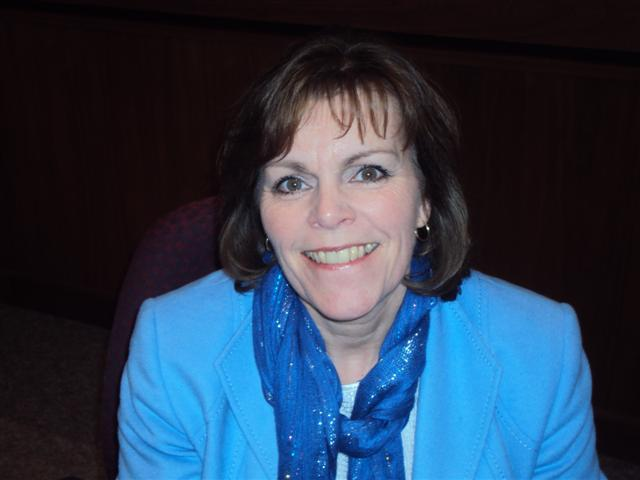 City/county councillor Anne Marie Gillis (File photo.)