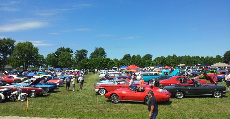 Bothwell Old Autos Car Show 2013. File photo.