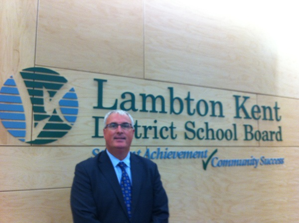 LKDSB Director Jim Costello. BlackburnNews.com file photo