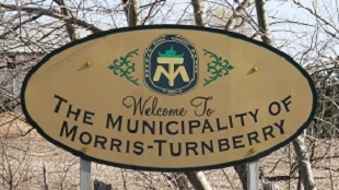 Morris Turnberry sign