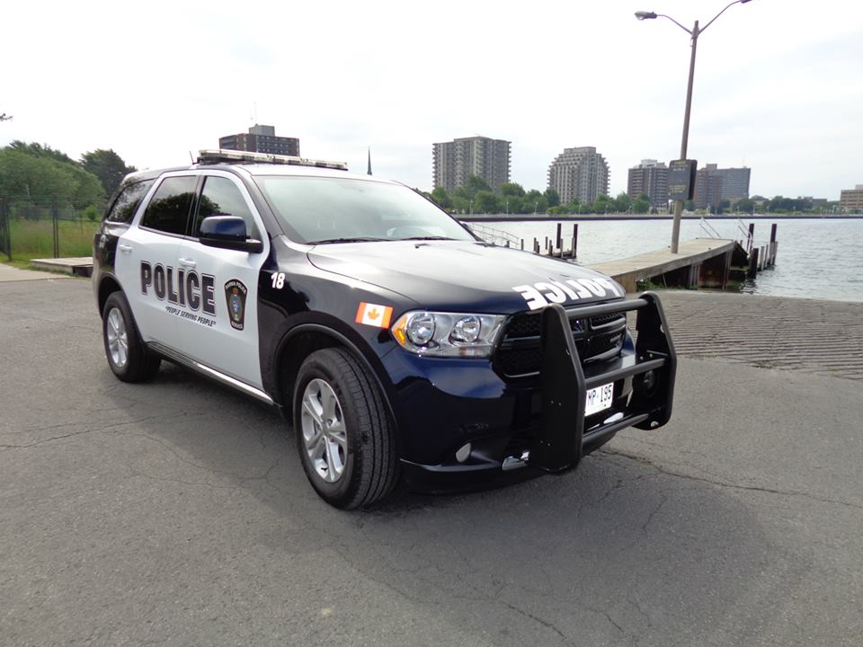 Sarnia Police SUV (BlackburnNews.com file photo)