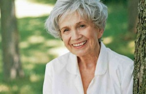 Alice Munro photo