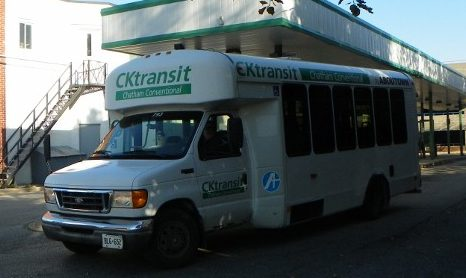 Downtown Chatham Bus Terminal. (BlackburnNews.com file photo by Ashton Patis)