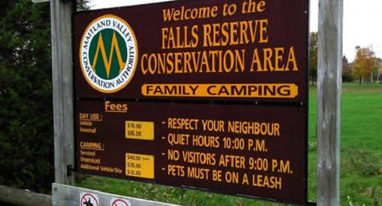 MVCA Weighing Options For Falls Reserve Conservation Area