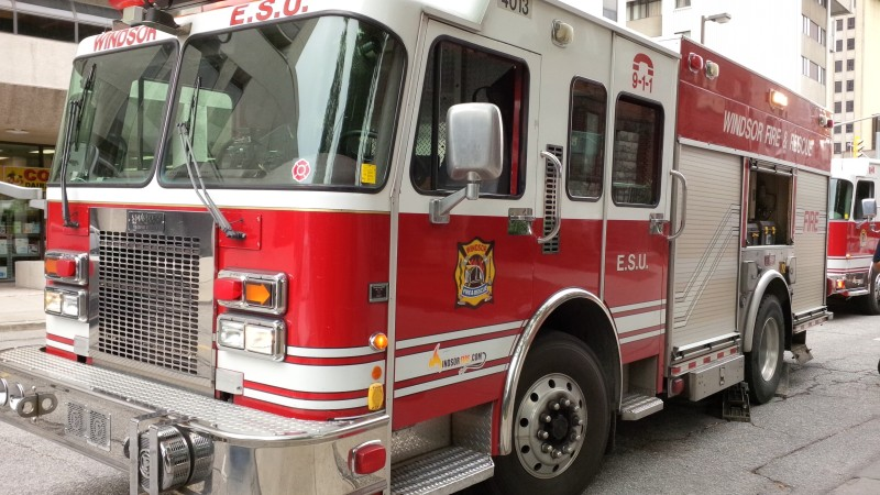 UPDATE: Two accidental fires keep firefighters busy