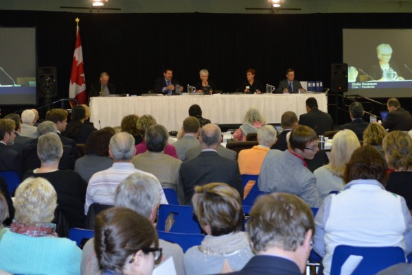 Huron-Bruce MP To Push For DGR