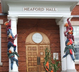 Meaford Scarecrow Festival Honoured