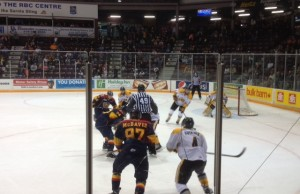 Sting Vs Erie 1