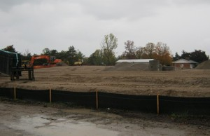 Bayfield Foodland construction