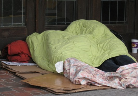 London Doctor Combating Homelessness