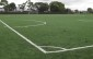 Soccer pitch image