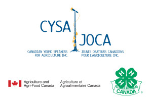canadian young speakers for agriculture