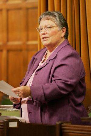 Local MP's Return To Work Today (AUDIO)