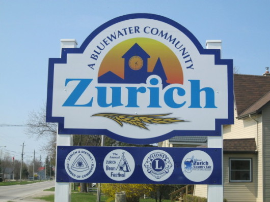 Zurich Intersection Improvements Moving Forward