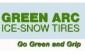 Green Arc Ice-Snow Tires - go green and grip