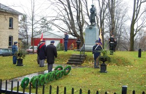 Howick Remembrance Day 2