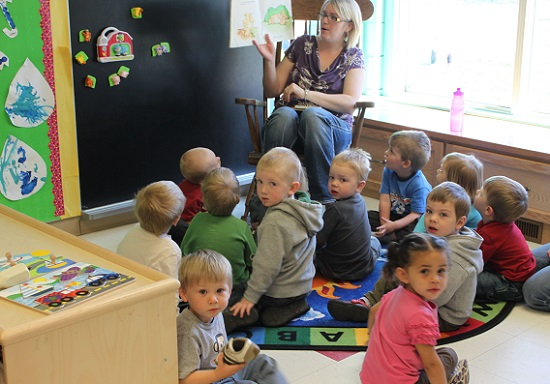 Child Care Centre. (Photo by BlackburnNews)