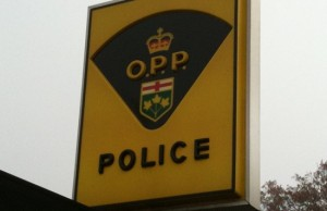 OPP office sign