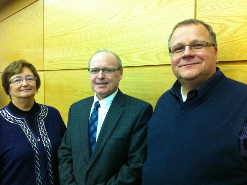 Catholic School Board Re-Elects Chairs