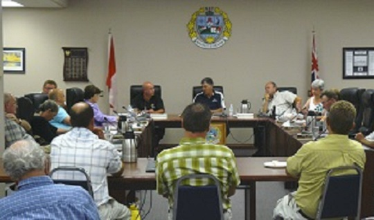 Kincardine Natural Gas Plans Include Community Involvement