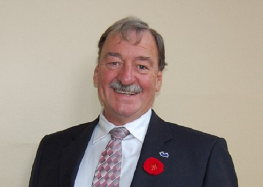Wilhelm Takes Over as Perth County Warden