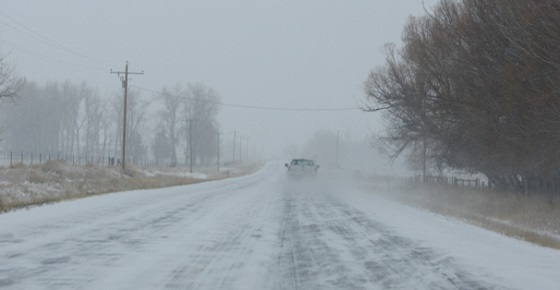 Snowcovered Roads